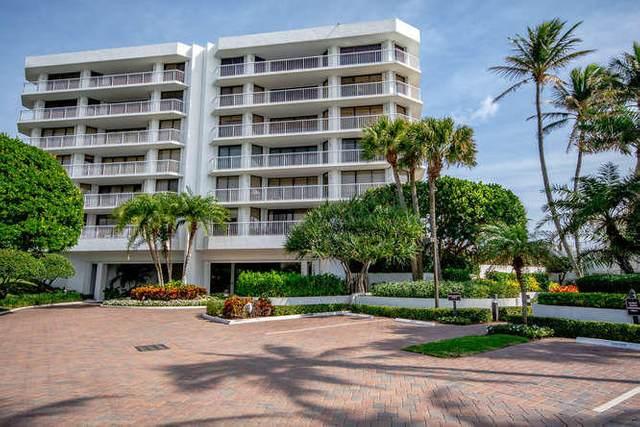 3170 S Ocean Boulevard 504 N, Palm Beach, FL 33480 (MLS #RX-10600261) :: The Paiz Group