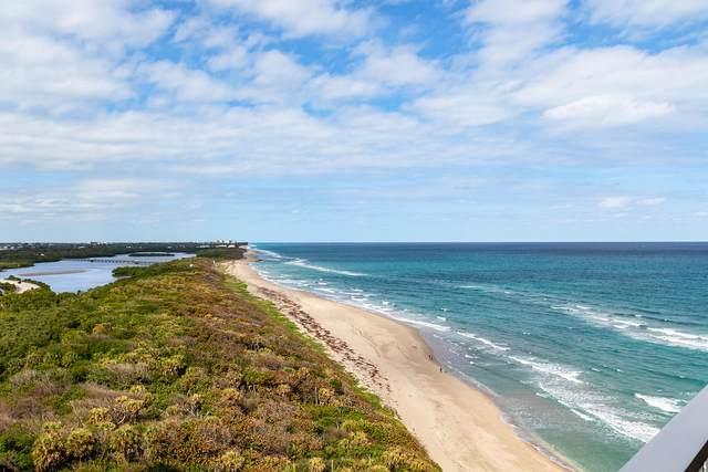 5540 N Ocean Drive 14D, Singer Island, FL 33404 (MLS #RX-10600280) :: Berkshire Hathaway HomeServices EWM Realty