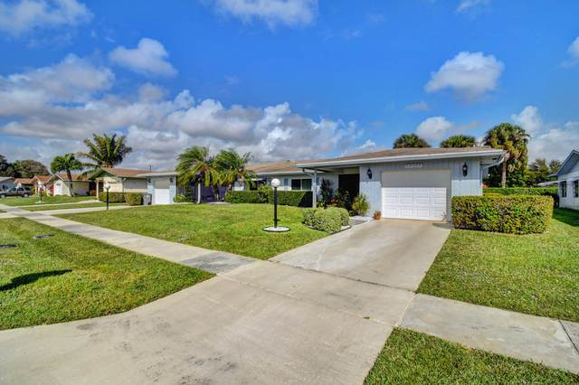 13059 Via Vesta, Delray Beach, FL 33484 (#RX-10600286) :: Ryan Jennings Group