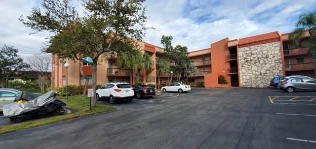 3190 Holiday Springs Boulevard 4-310, Margate, FL 33063 (#RX-10600292) :: Ryan Jennings Group