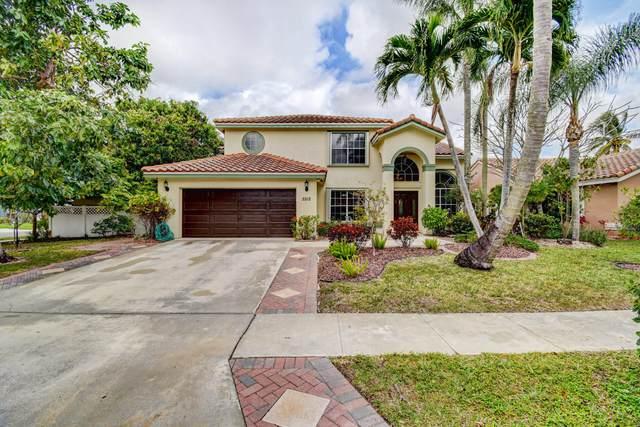 5512 Descartes Circle, Boynton Beach, FL 33472 (#RX-10600310) :: Ryan Jennings Group