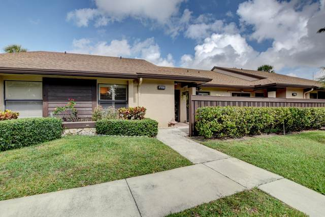 8705 Boca Glades Boulevard W B, Boca Raton, FL 33434 (#RX-10600346) :: Ryan Jennings Group