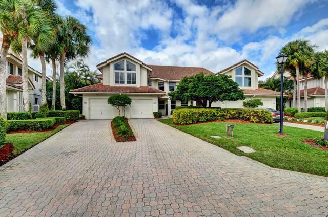 2441 NW 59th Street #501, Boca Raton, FL 33496 (#RX-10600389) :: Ryan Jennings Group