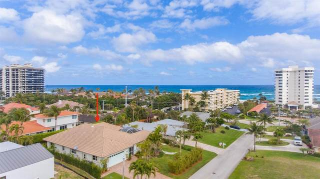 421 S Lyra Circle, Juno Beach, FL 33408 (MLS #RX-10600434) :: The Paiz Group