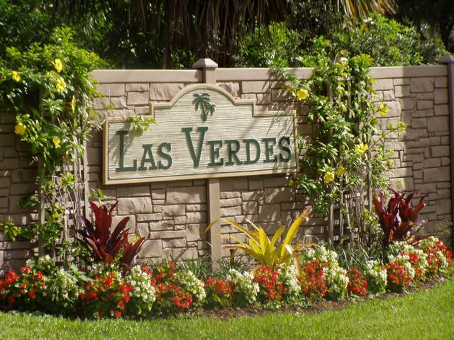 5100 Las Verdes Circle #322, Delray Beach, FL 33484 (#RX-10600447) :: Ryan Jennings Group