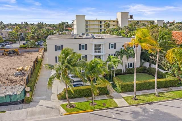 226 Brazilian Avenue 1B, Palm Beach, FL 33480 (MLS #RX-10600458) :: The Paiz Group