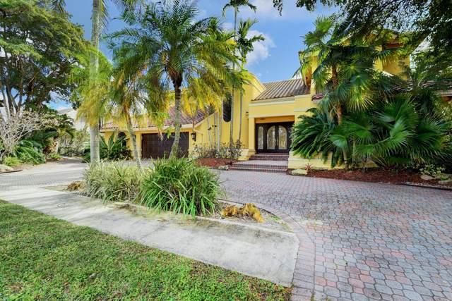 7874 Afton Villa Court, Boca Raton, FL 33433 (#RX-10600462) :: Ryan Jennings Group