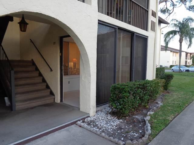 3531 Pine Needle Drive B-1, Greenacres, FL 33463 (#RX-10600484) :: Ryan Jennings Group