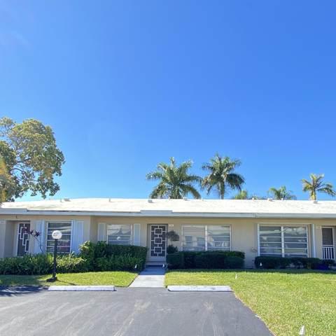 8612 Chevy Chase Drive, Boca Raton, FL 33433 (#RX-10600510) :: Ryan Jennings Group