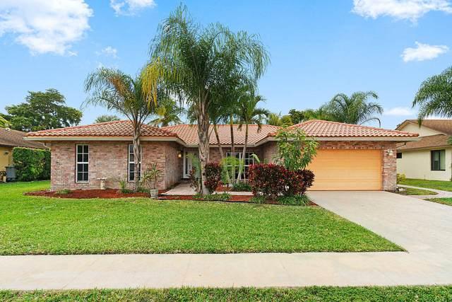 21479 Woodchuck Way, Boca Raton, FL 33428 (#RX-10600529) :: Ryan Jennings Group