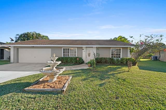 5976 Deerfield Place, Lake Worth, FL 33463 (#RX-10600530) :: Ryan Jennings Group