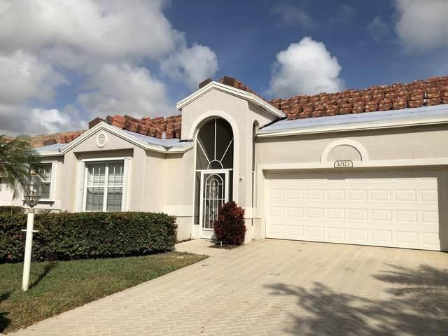 10173 Siena Oaks Circle E, Palm Beach Gardens, FL 33410 (#RX-10600579) :: Ryan Jennings Group
