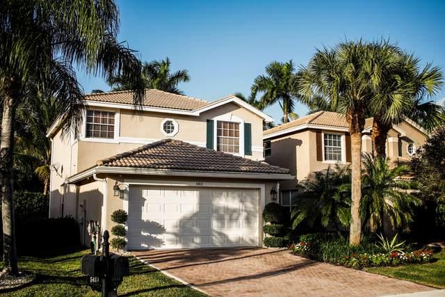 5415 Sealine Boulevard, Greenacres, FL 33463 (#RX-10600596) :: Ryan Jennings Group