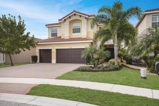 8234 Fiera Ridge Drive, Boynton Beach, FL 33473 (#RX-10600597) :: Ryan Jennings Group