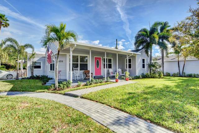 736 Rockland Drive, West Palm Beach, FL 33405 (#RX-10600599) :: Ryan Jennings Group