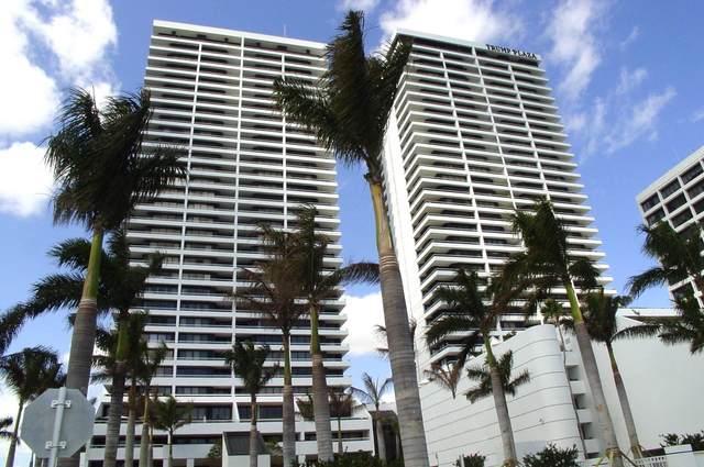 525 S Flagler Drive 28B, West Palm Beach, FL 33401 (MLS #RX-10600605) :: The Paiz Group