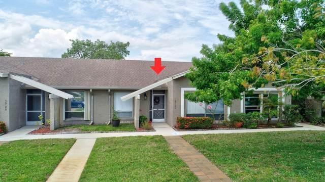 2721 Zorno Way, Delray Beach, FL 33445 (#RX-10600612) :: Ryan Jennings Group