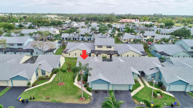 9114 SW 20th A Street A, Boca Raton, FL 33428 (#RX-10600624) :: Ryan Jennings Group