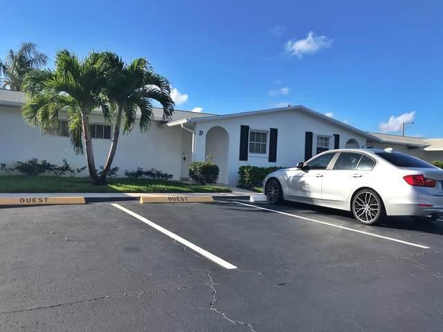 2920 Crosley Drive E D, West Palm Beach, FL 33415 (#RX-10600636) :: Ryan Jennings Group