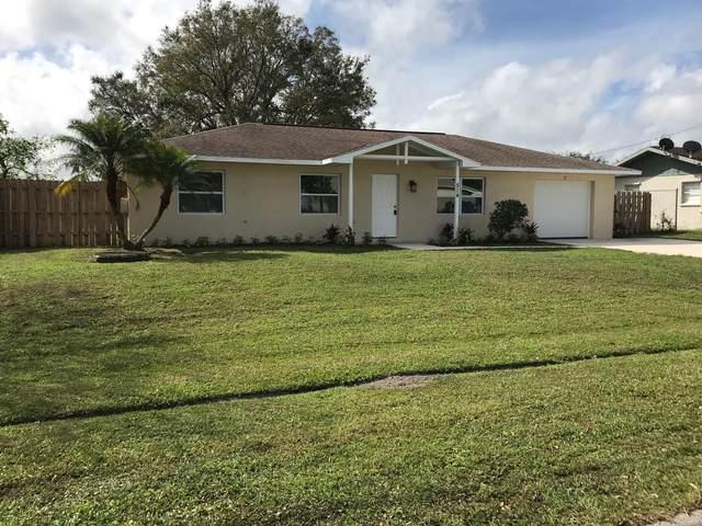 514 NW Kilpatrick Avenue, Port Saint Lucie, FL 34983 (MLS #RX-10600643) :: Berkshire Hathaway HomeServices EWM Realty