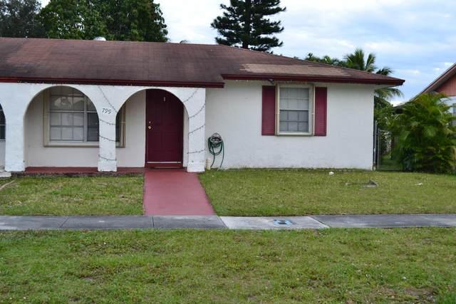799 Ilene Road E, West Palm Beach, FL 33415 (#RX-10600689) :: Ryan Jennings Group