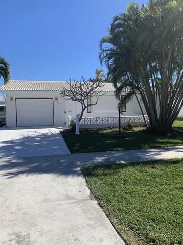 1914 SW 18th Street, Boynton Beach, FL 33426 (#RX-10600702) :: Ryan Jennings Group