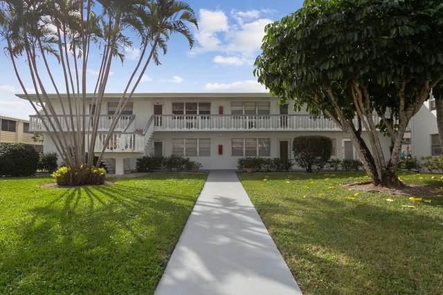 103 Andover D, West Palm Beach, FL 33417 (MLS #RX-10600707) :: Berkshire Hathaway HomeServices EWM Realty