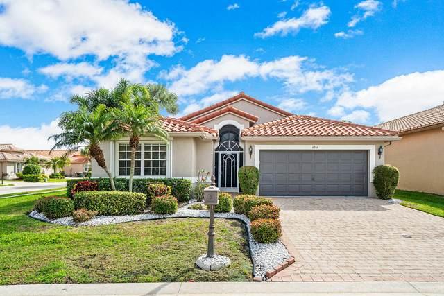 6966 Castlemaine Avenue, Boynton Beach, FL 33437 (#RX-10600713) :: Ryan Jennings Group