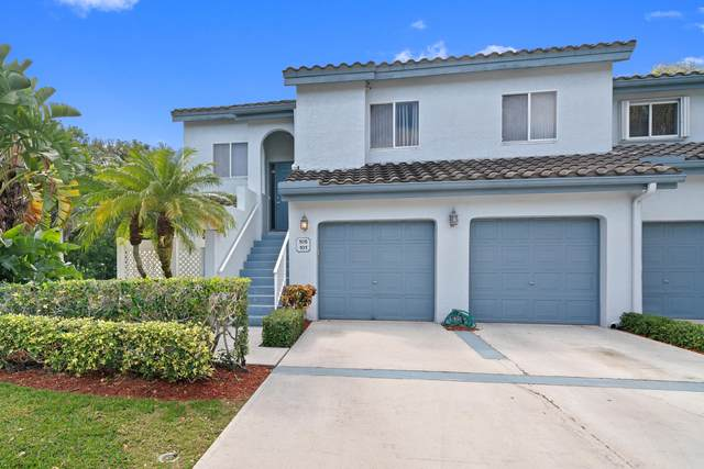 9746 Nickels Boulevard #101, Boynton Beach, FL 33436 (#RX-10600717) :: Ryan Jennings Group