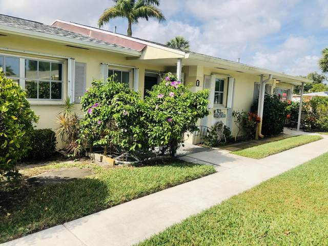 2781 Ashley Drive E, E, West Palm Beach, FL 33415 (#RX-10600724) :: Ryan Jennings Group