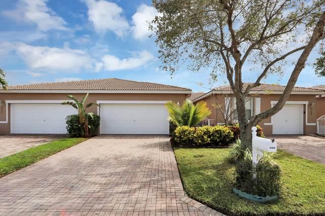 2192 Big Wood Cay, West Palm Beach, FL 33411 (#RX-10600828) :: Ryan Jennings Group