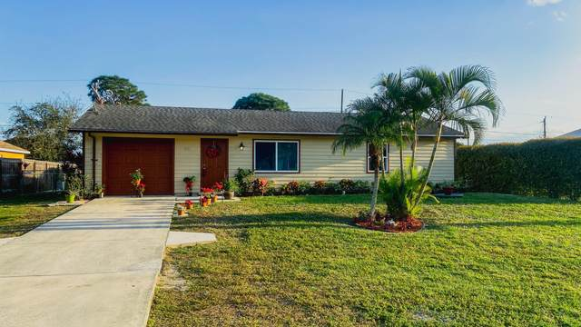 982 SW California Boulevard, Port Saint Lucie, FL 34953 (#RX-10600856) :: Ryan Jennings Group