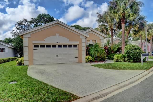 169 Harbor Lake Circle, Greenacres, FL 33413 (#RX-10600859) :: Ryan Jennings Group