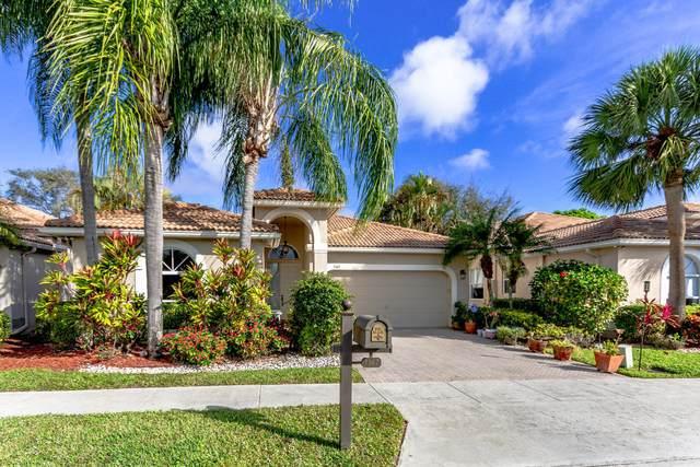 5367 Ventura Drive, Delray Beach, FL 33484 (#RX-10600862) :: Ryan Jennings Group