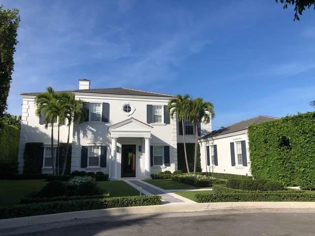 309 Dunbar Road, Palm Beach, FL 33480 (MLS #RX-10600869) :: The Paiz Group