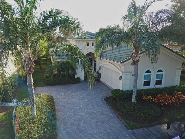 9156 Pumpkin Ridge, Port Saint Lucie, FL 34986 (#RX-10600888) :: Ryan Jennings Group