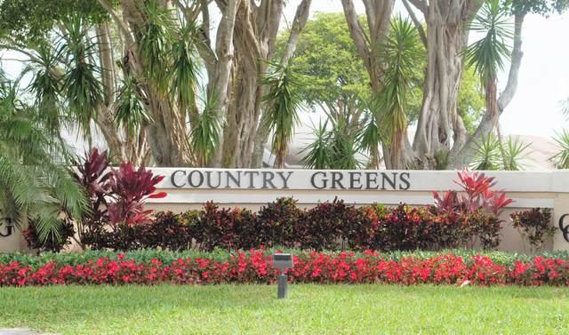 12195 Forest Greens Drive, Boynton Beach, FL 33437 (#RX-10600912) :: Ryan Jennings Group
