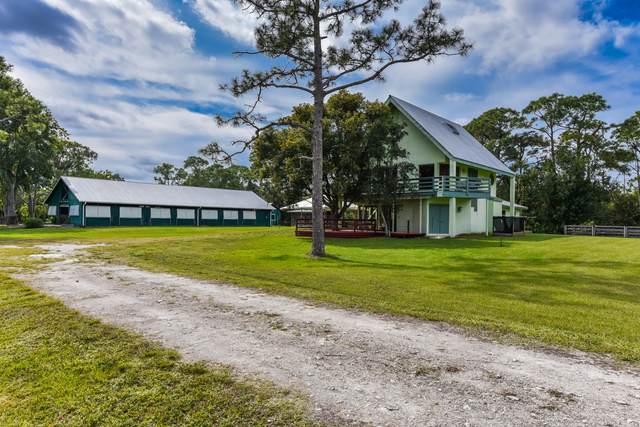 7184 SW Busch Street, Palm City, FL 34990 (MLS #RX-10600921) :: Berkshire Hathaway HomeServices EWM Realty