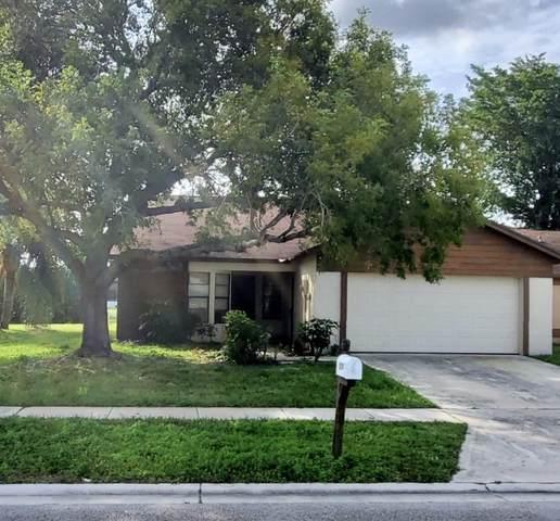 5004 Arbor Glen Circle, Lake Worth, FL 33463 (#RX-10600924) :: Ryan Jennings Group
