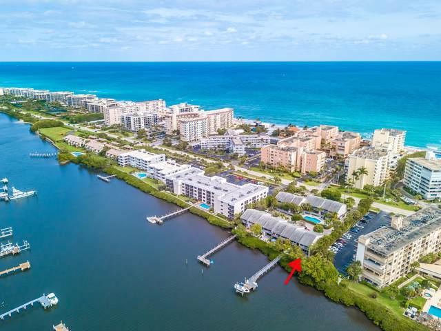 3543 S Ocean Boulevard #108, South Palm Beach, FL 33480 (#RX-10600941) :: Ryan Jennings Group