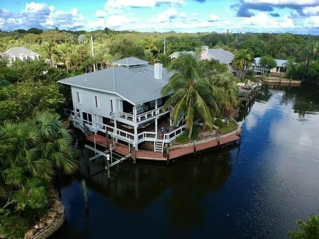 126 S Sewalls Point Road, Stuart, FL 34996 (#RX-10600951) :: Ryan Jennings Group