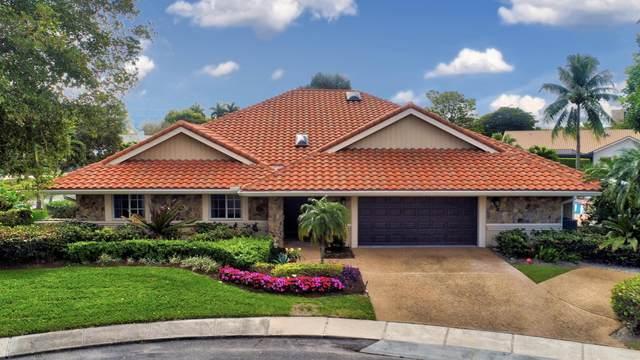3840 St James Court, Boca Raton, FL 33434 (#RX-10600961) :: Ryan Jennings Group