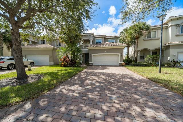 7141 Old Orchard Way, Boynton Beach, FL 33436 (#RX-10600971) :: Ryan Jennings Group