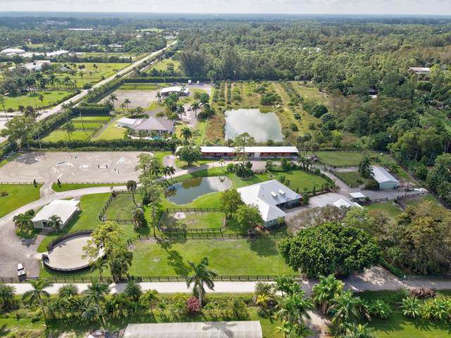 1363 14th Place N, Loxahatchee Groves, FL 33470 (MLS #RX-10600979) :: Berkshire Hathaway HomeServices EWM Realty