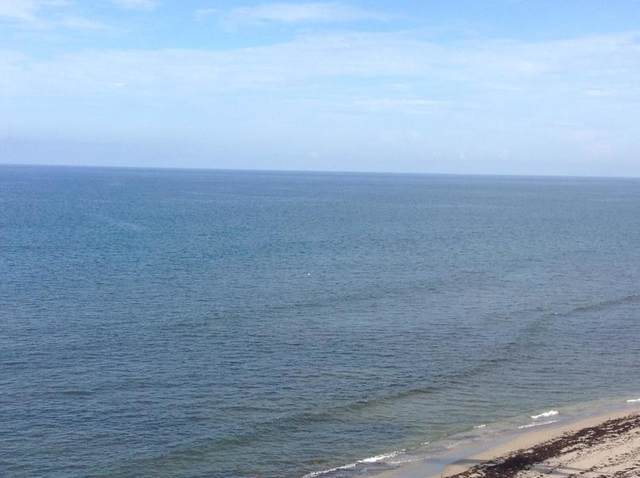 3221 S Ocean Boulevard #707, Highland Beach, FL 33487 (#RX-10600983) :: Ryan Jennings Group