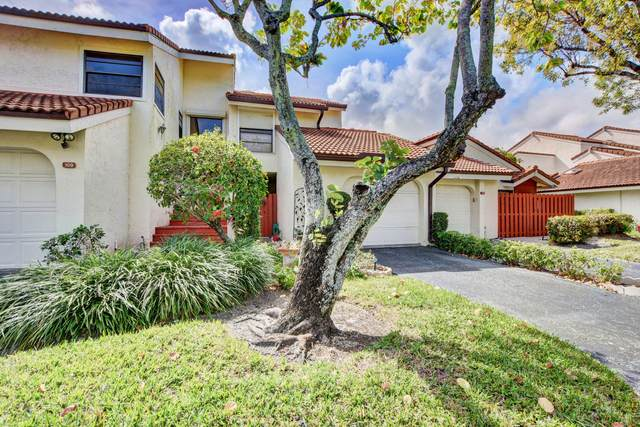 1800 Embassy Drive #108, West Palm Beach, FL 33401 (#RX-10600985) :: Ryan Jennings Group