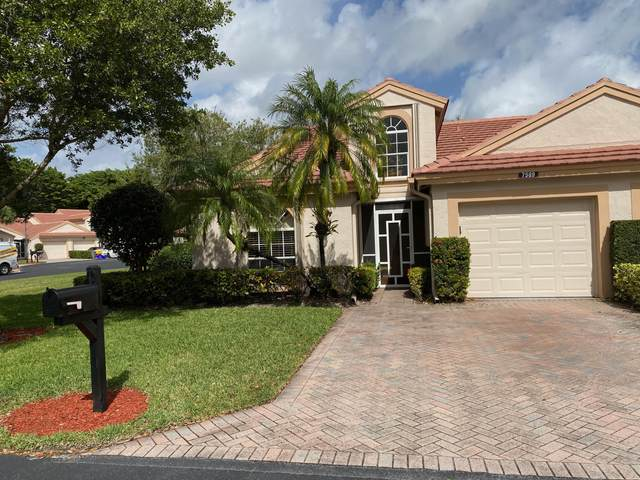 7589 Diamond Pointe Circle, Delray Beach, FL 33446 (#RX-10600992) :: Ryan Jennings Group
