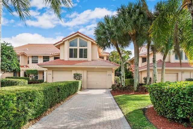 2560 Coco Plum Boulevard #503, Boca Raton, FL 33496 (#RX-10600996) :: Ryan Jennings Group