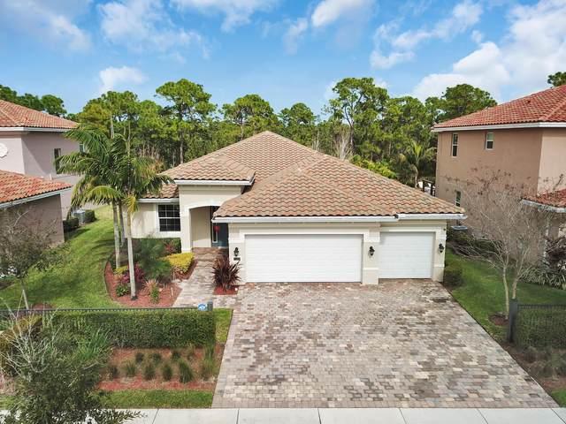 1463 SW Swallowtail Way, Palm City, FL 34990 (MLS #RX-10601004) :: Berkshire Hathaway HomeServices EWM Realty