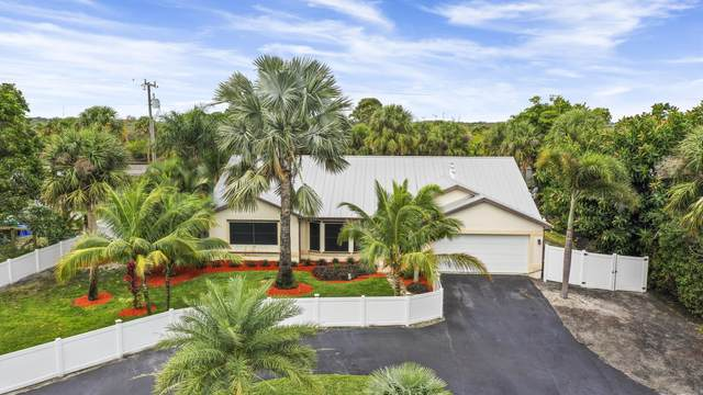 4477 S Indian River Drive, Fort Pierce, FL 34982 (#RX-10601044) :: Ryan Jennings Group